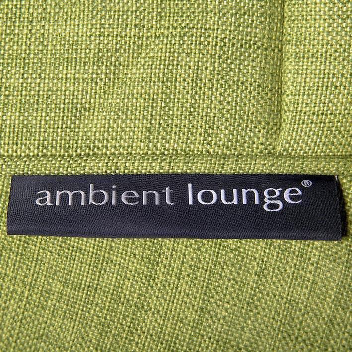 ambient lounge acoustic sofa lime citrus