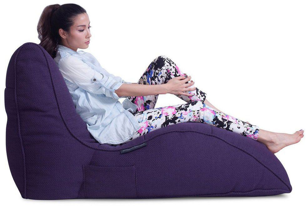 ambient lounge avatar sofa aubergine dream