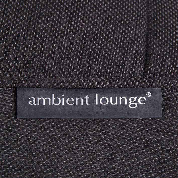ambient lounge avatar sofa black sapphire