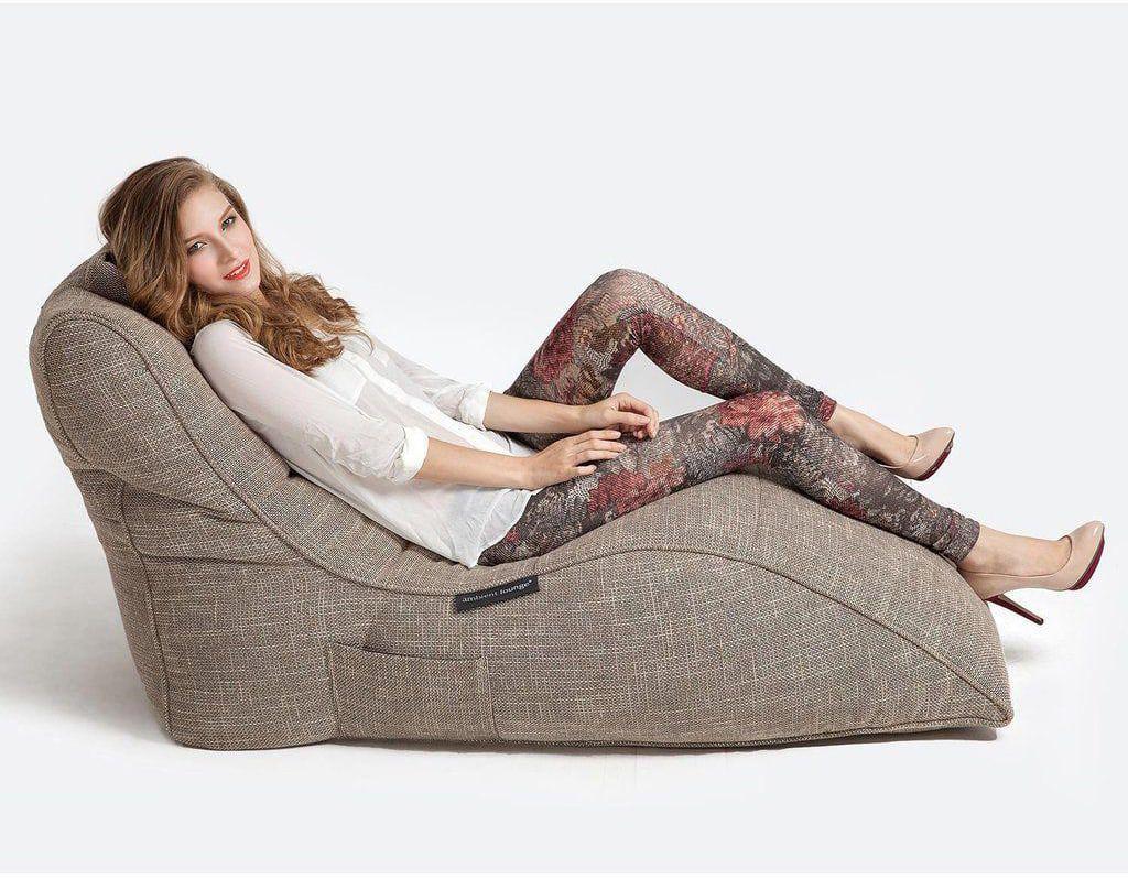 ambient lounge avatar sofa eco weave