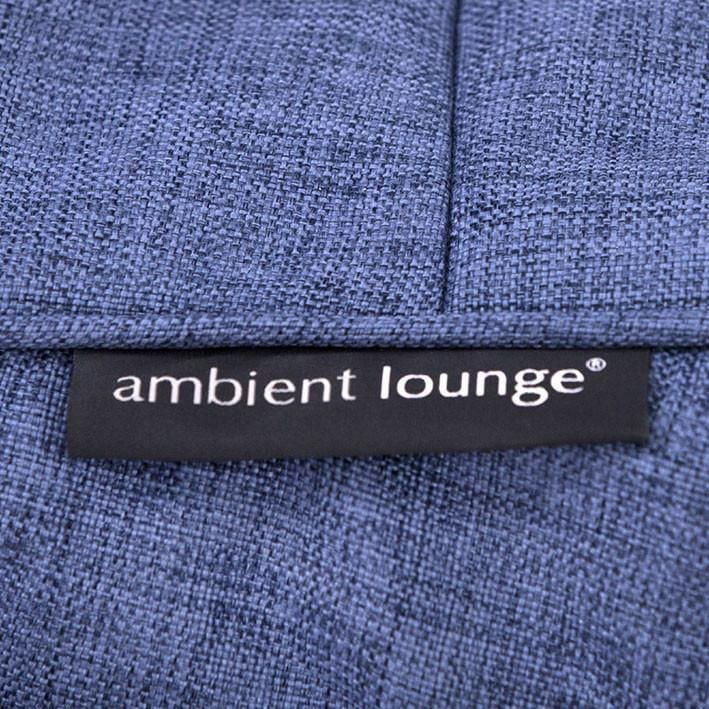 ambient lounge butterfly sofa blue jazz