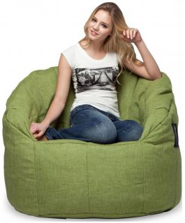 Ambient Lounge Butterfly Sofa - Lime Citrus