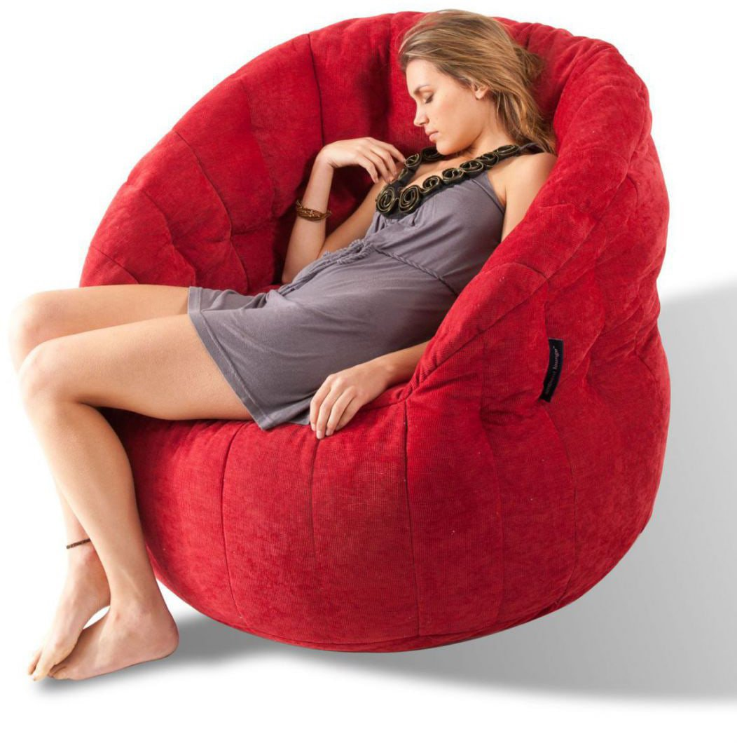 ambient lounge butterfly sofa wildberry deluxe