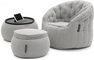 Ambient Lounge Designer Set Contempo Package - Keystone Grey