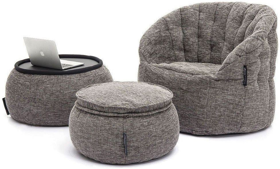 ambient lounge designer set contempo package lucious grey