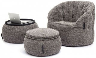 Ambient Lounge Designer Set Contempo Package - Lucious Grey