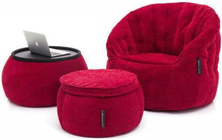 Ambient Lounge Designer Set Contempo Package - Wildberry DeLuxe