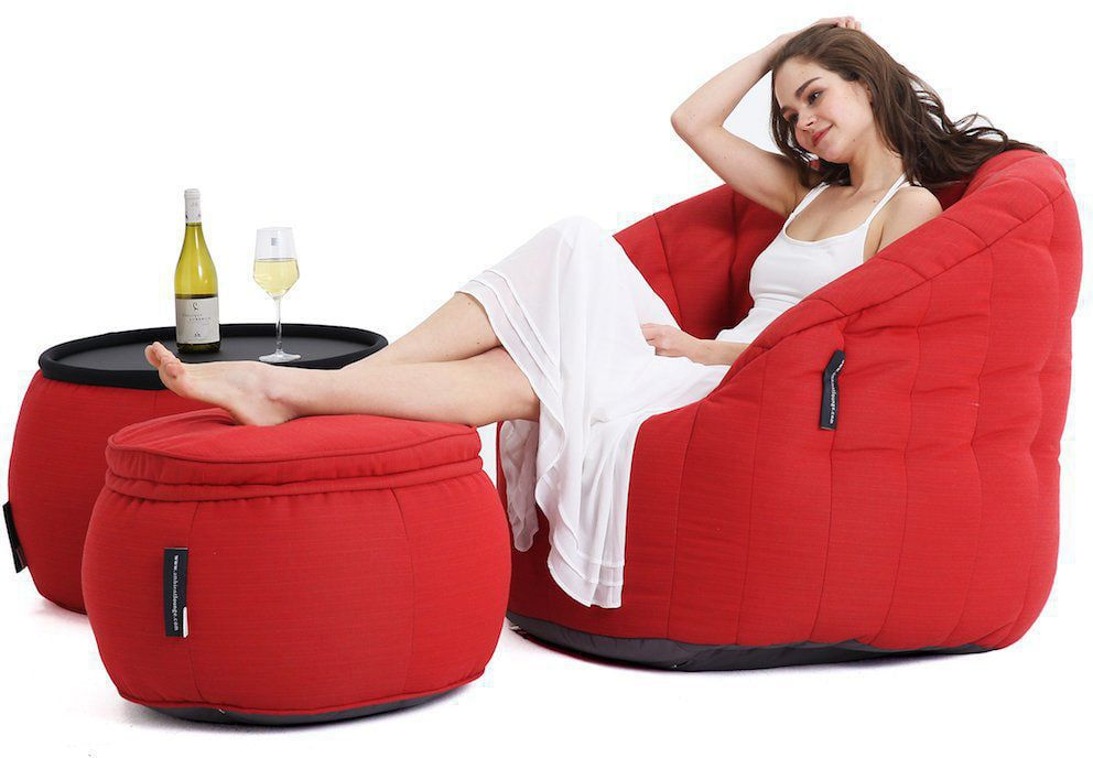 ambient lounge outdoor designer set contempo package crimson vibe