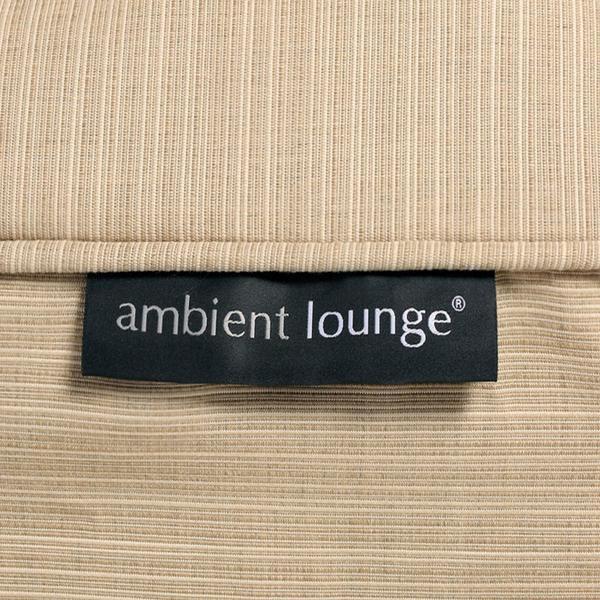ambient lounge outdoor designer set contempo package mudhoney dune sunbrella
