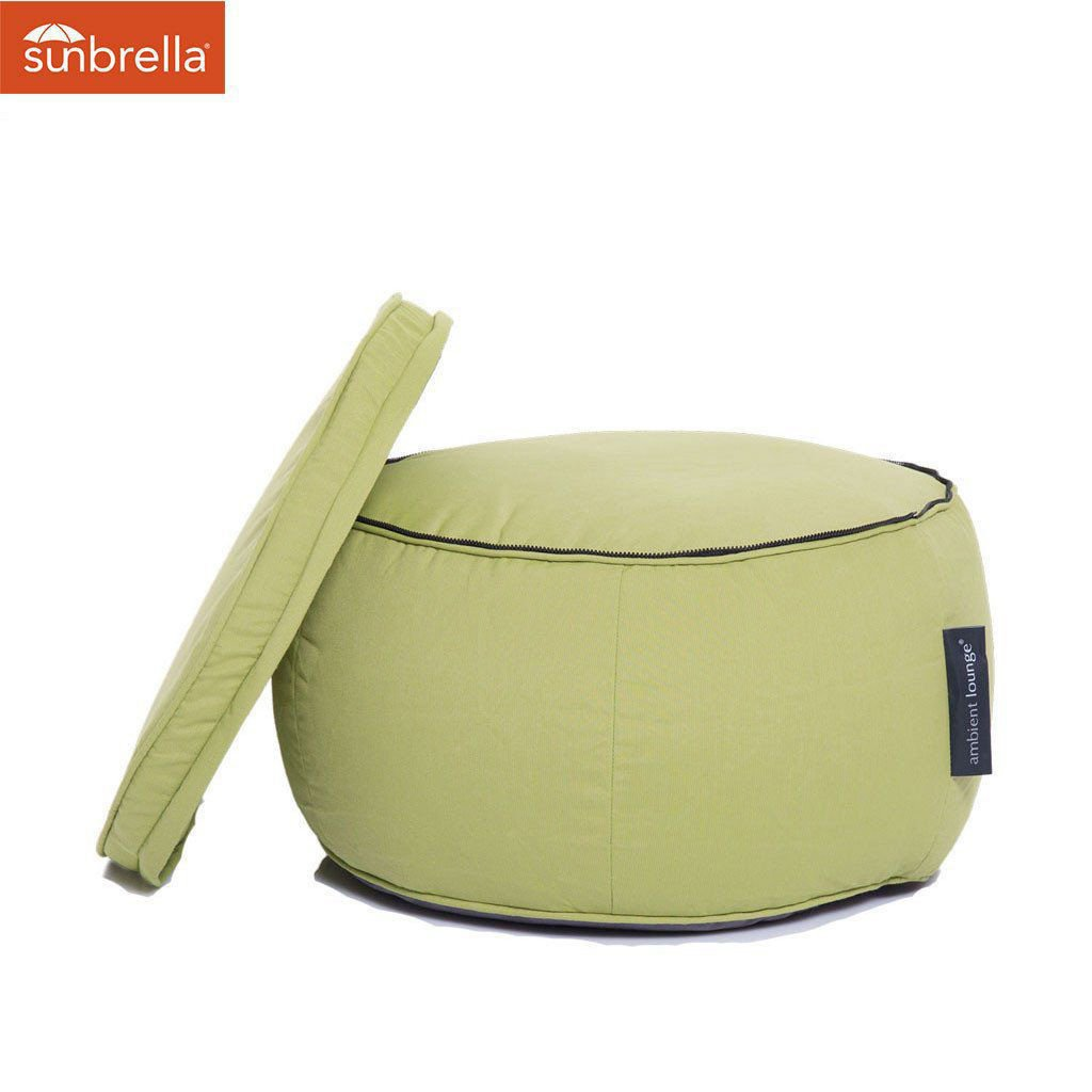 ambient lounge outdoor poef wing ottoman limespa