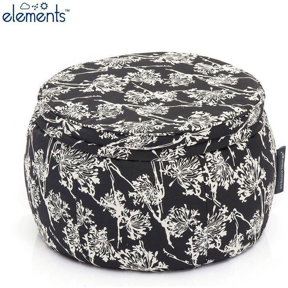 ambient lounge outdoor poef wing ottoman nightbloom