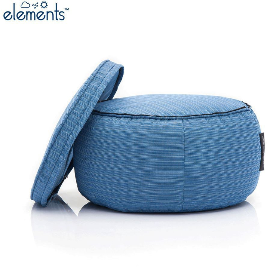 ambient lounge outdoor poef wing ottoman oceana
