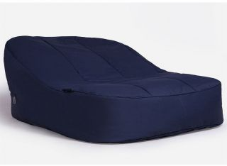 Ambient Lounge Outdoor Satellite Twin Sofa - Deep Atlantic