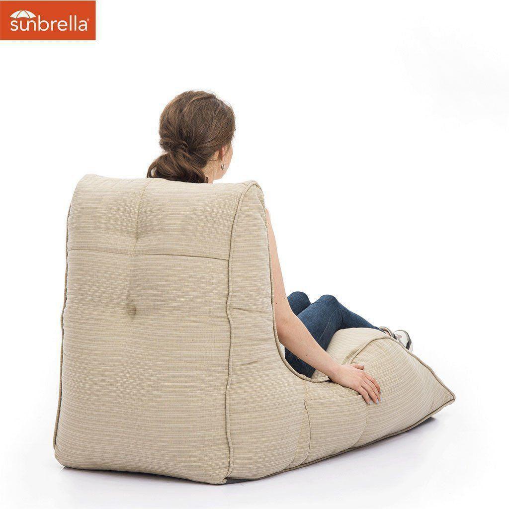 ambient lounge outdoor sunbrella avatar sofa mudhoney dune