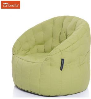 Ambient Lounge Outdoor Sunbrella Butterfly Sofa - Limespa