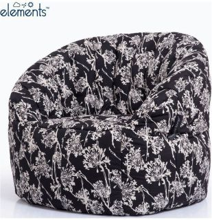 Ambient Lounge Outdoor Sunbrella Butterfly Sofa - Nightbloom