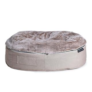 Ambient Lounge Pet Bed Indoor/Outdoor Cappuccino - Large