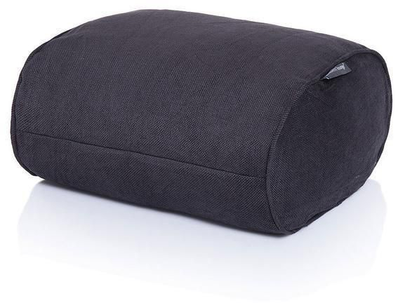 ambient lounge poef ottoman black sapphire