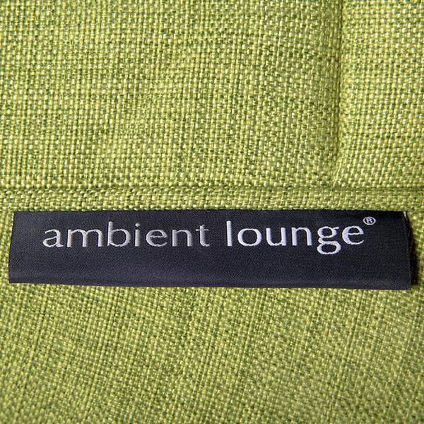 ambient lounge poef ottoman lime citrus