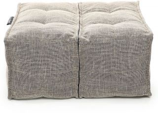 Ambient Lounge Poef Twin Ottoman - Eco Weave