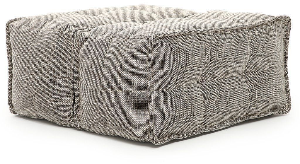 ambient lounge poef twin ottoman eco weave