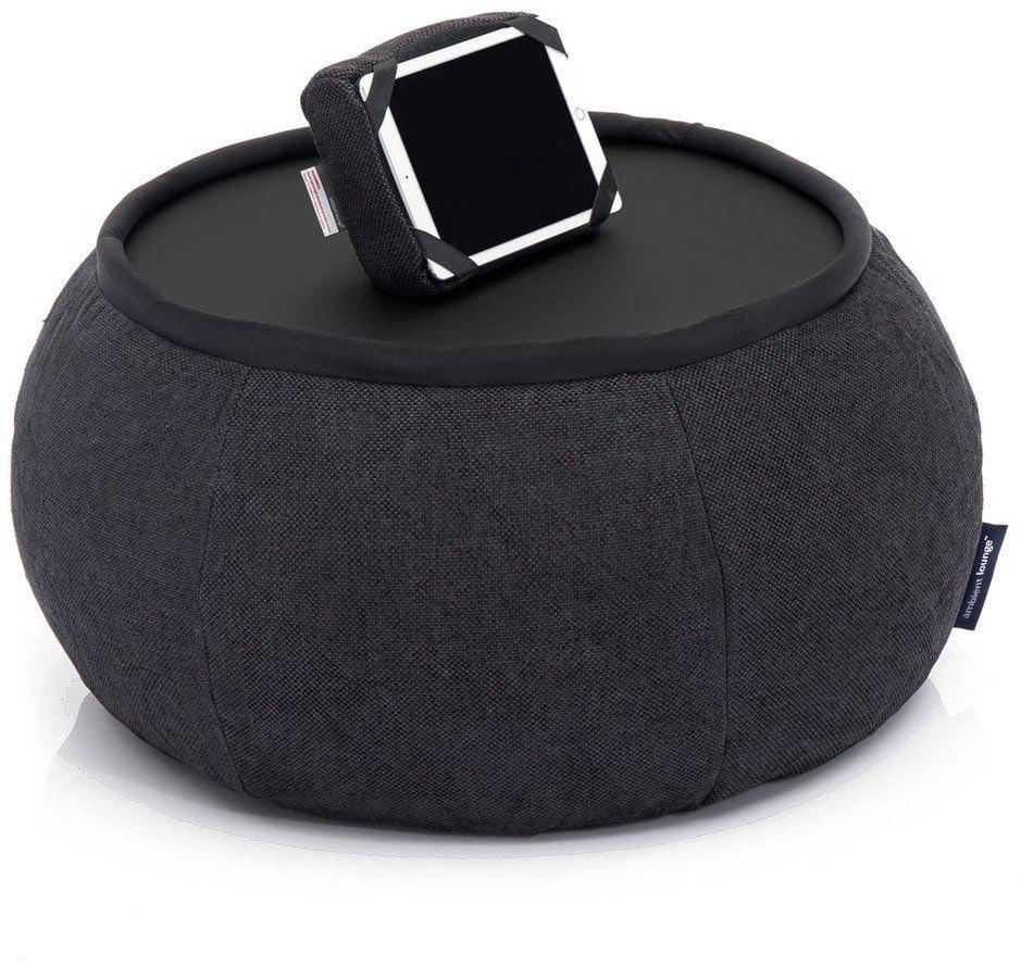 ambient lounge poef versa table black sapphire