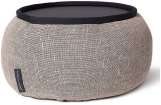 Ambient Lounge Poef Versa Table - Eco Weave