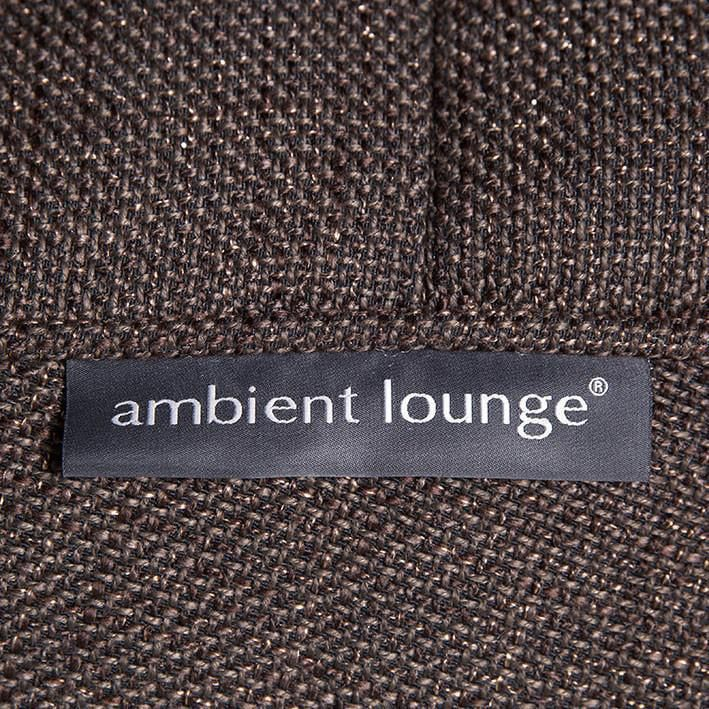 ambient lounge poef versa table hot chocolate