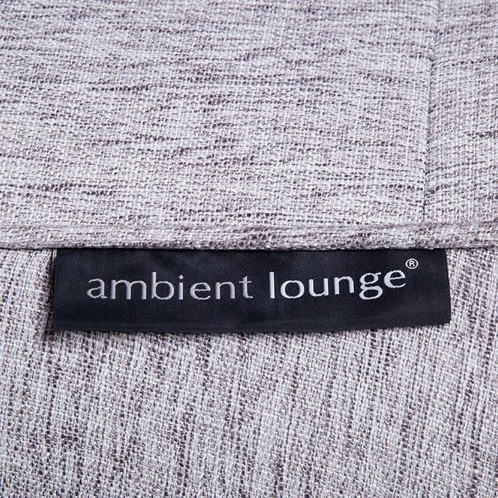ambient lounge poef versa table tundra spring