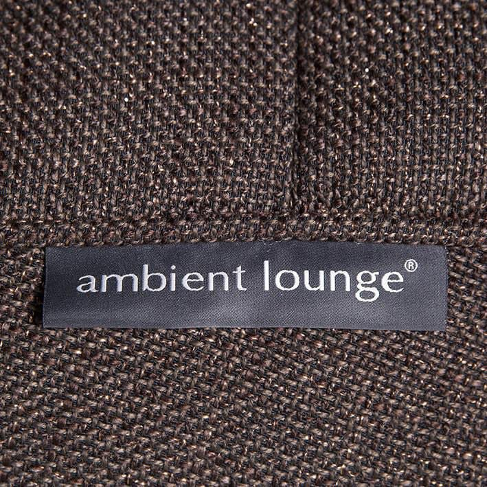 ambient lounge twin couch hot chocolate