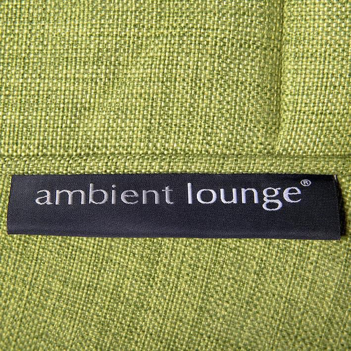 ambient lounge twin couch lime citrus