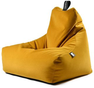 Extreme Lounging B-Bag Mighty-B Indoor Zitzak Suede - Mustard