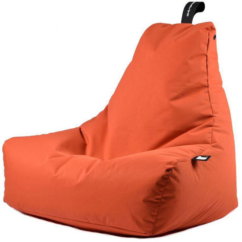 extreme lounging bbag mightyb zitzak oranje