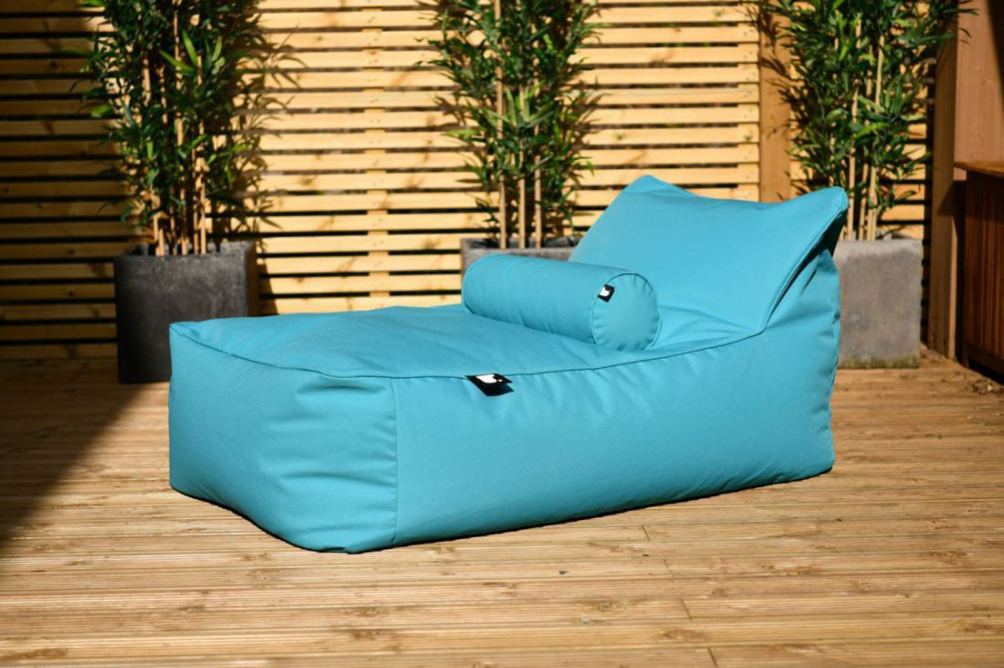 extreme lounging bbed lounger ligbed turquoise