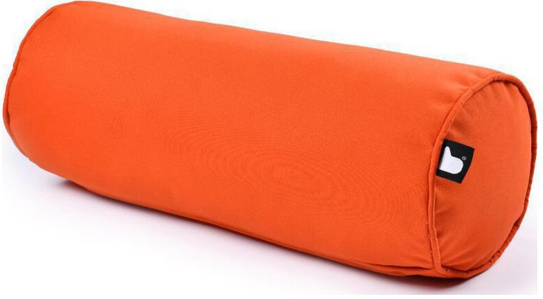 extreme lounging bbolster rolkussen oranje