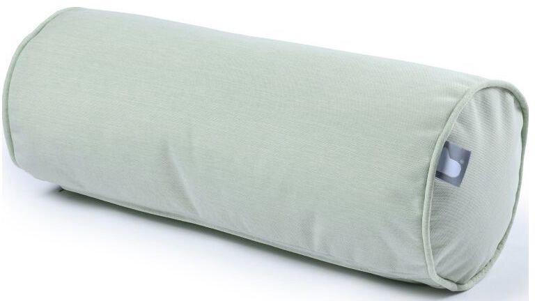 extreme lounging bbolster rolkussen pastel groen