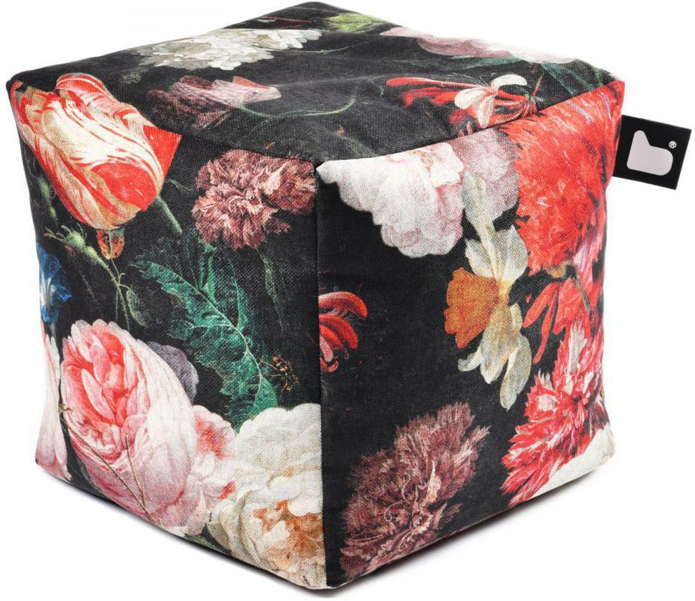 extreme lounging bbox poef fashion floral