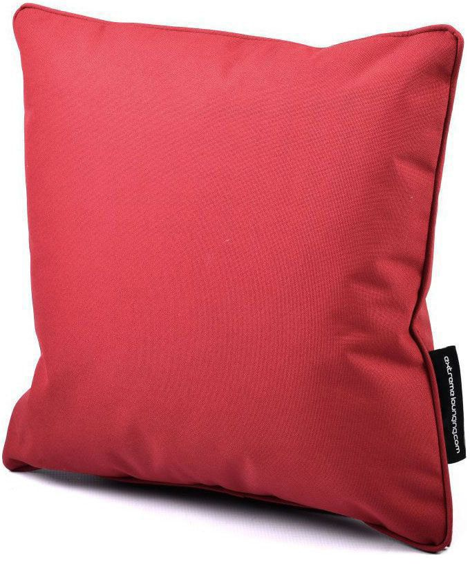 extreme lounging bcushion sierkussen rood