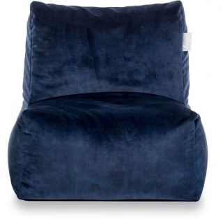 Laui Lounge Velvet Adult Indoor - Indigo
