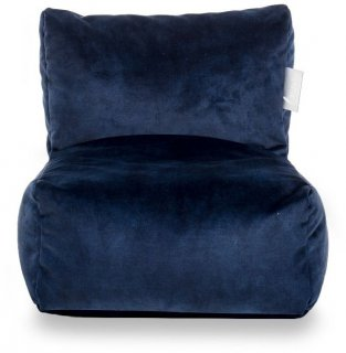 Laui Lounge Velvet Kids Indoor - Indigo