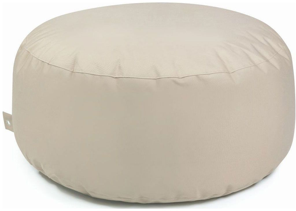 outbag poef cake plus beige