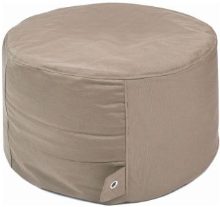 Outbag Poef Rock Plus - taupe