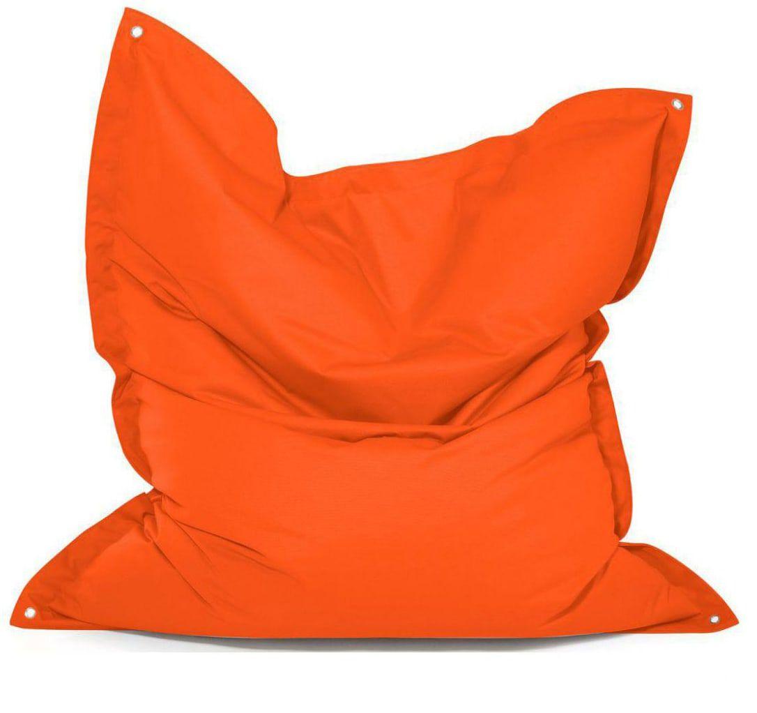 outbag zitzak meadow plus oranje