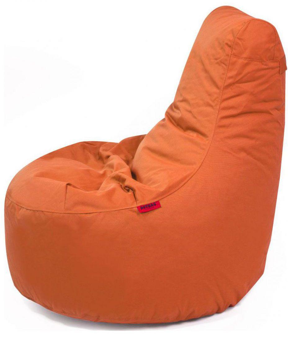 outbag zitzak slope plus oranje
