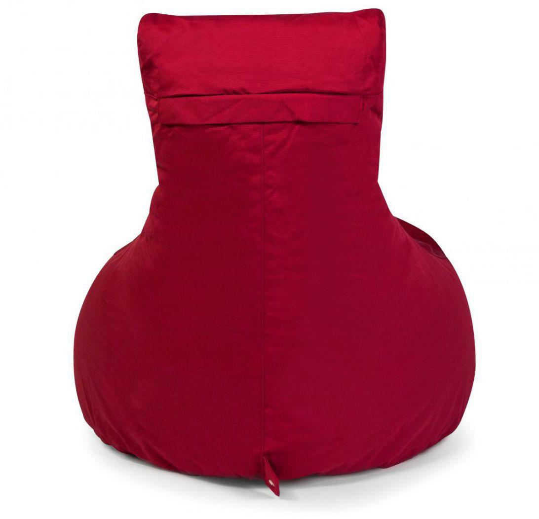 outbag zitzak slope plus rood