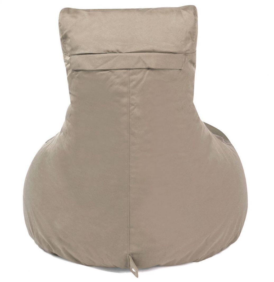 outbag zitzak slope plus taupe