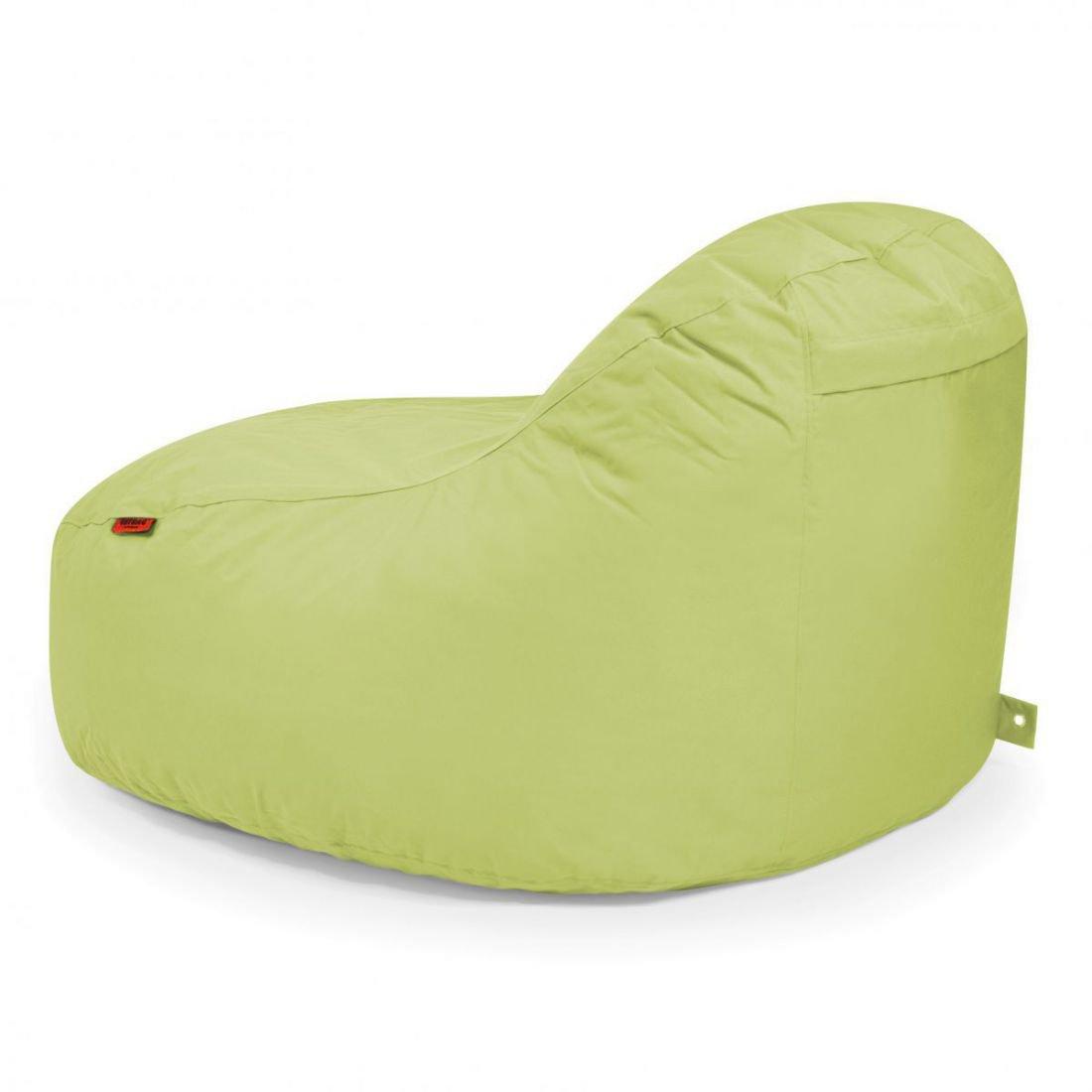 outbag zitzak slope xl plus lime