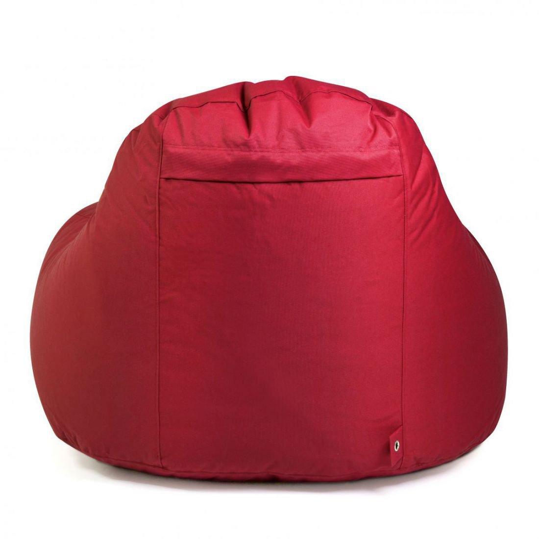 outbag zitzak slope xl plus rood
