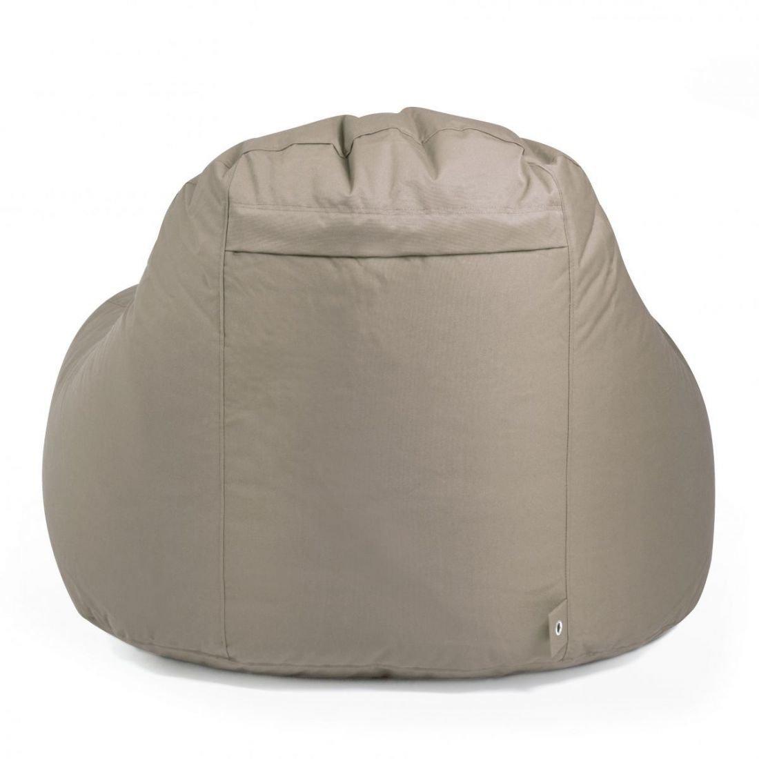 outbag zitzak slope xl plus taupe