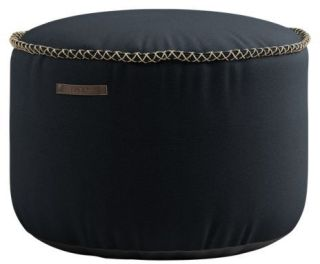 SACKit Poef RETROit Cura Drum - Black